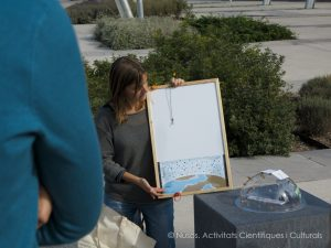 Visita taller sobre el cicle del carboni
