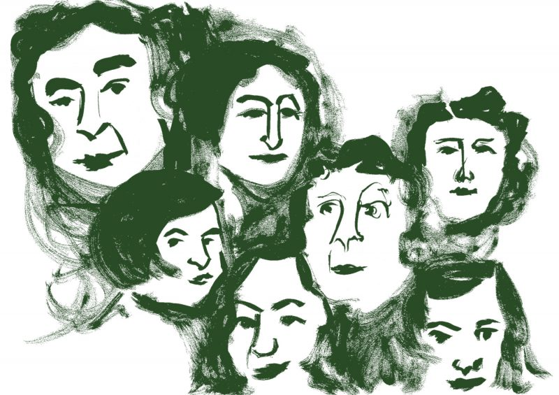 Cares de dones