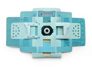 Microscopi de paper Foldscope