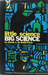Llibre Little Science i Big Science