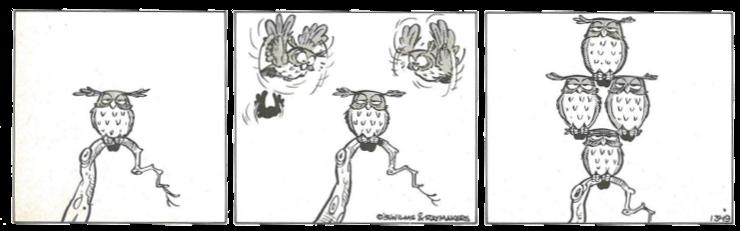 Mussols cooperadors